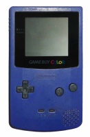 Game Boy Color Console (Grape Purple) (CGB-001)