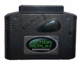 N64 Action Replay Professional Cheat Cartridge