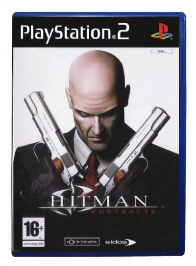 Hitman 3: Contracts - Playstation 2