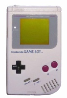 Game Boy Original Console (Grey) (DMG-01)