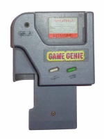 Game Boy Game Genie Cheat Cartridge