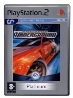 Need for Speed: Underground (Platinum Range)