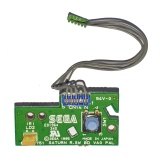 Saturn Replacement Part (VA0): Official Model 1 Access LED Board & Reset Switch