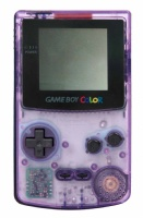 Game Boy Color Console (Atomic Purple) (CGB-001)