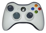 Xbox 360 Official Wireless Controller (White)