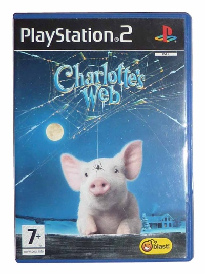 Charlotte's Web - Playstation 2