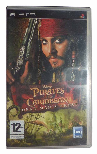 Pirates of the Caribbean: Dead Man's Chest - PSP