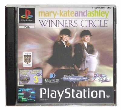Mary-Kate and Ashley: Winners Circle - Playstation