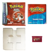 Pokemon: Ruby Version (Boxed with Manual)