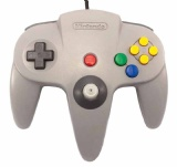 N64 Official Controller (Grey)