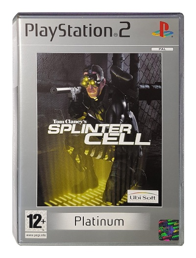 Tom Clancy's Splinter Cell (Platinum Range) - Playstation 2