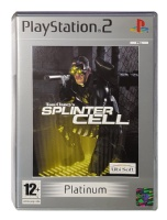 Tom Clancy's Splinter Cell (Platinum Range)