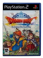 Dragon Quest: The Journey of the Cursed King