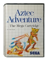 Aztec Adventure: The Golden Road to Paradise