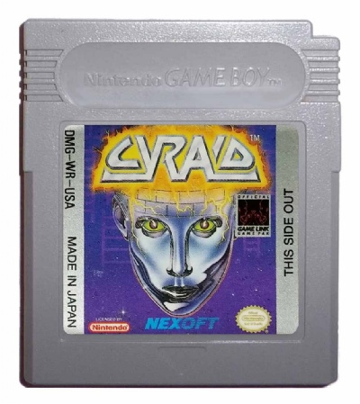 Cyraid - Game Boy