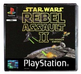 Star Wars: Rebel Assault II: The Hidden Empire