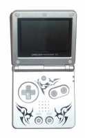 Game Boy Advance SP Console (Tribal) (AGS-001)