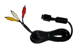 PS1 TV Cable: Official Sony Composite AV