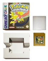 Pokemon: Gold Version (Boxed)