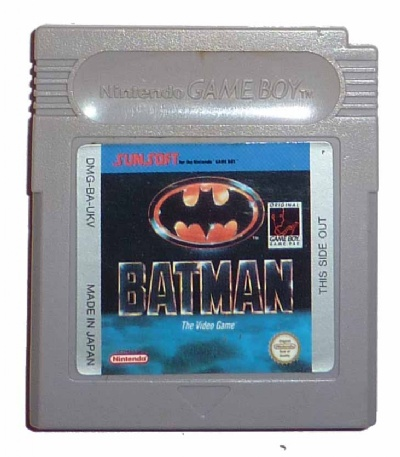 Batman: The Video Game - Game Boy
