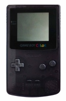 Game Boy Color Console (Clear Black) (CGB-001)