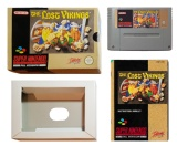 The Lost Vikings (Boxed with Manual)