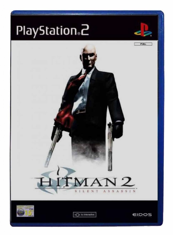 Buy Hitman 2 Silent Assassin Playstation 2 Australia