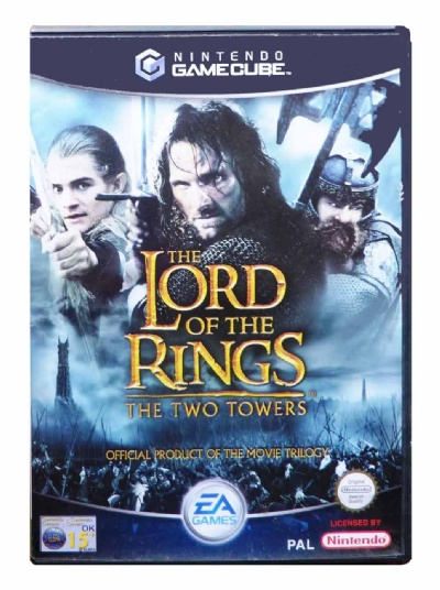 The Lord of the Rings: The Two Towers - Gamecube