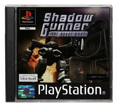 Shadow Gunner: The Robot Wars - Playstation