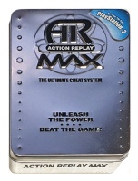 PS2 Action Replay Max Cheat Disc (Excludes Memory Card) (Boxed)