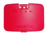 N64 Expansion Pak Lid Cover (Watermelon Red)