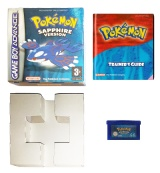 Pokemon: Sapphire Version (Boxed with Manual)