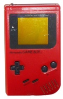 Game Boy Original Console (Radiant Red) (DMG-01)