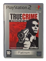 True Crime: Streets of LA (Platinum Range)