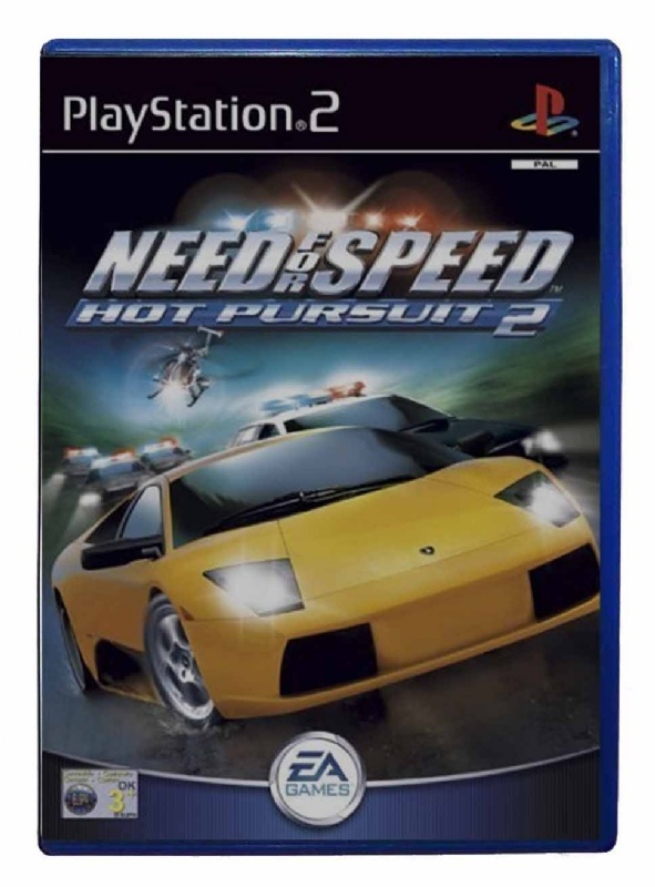 Buy Need For Speed Hot Pursuit 2 Playstation 2 Australia