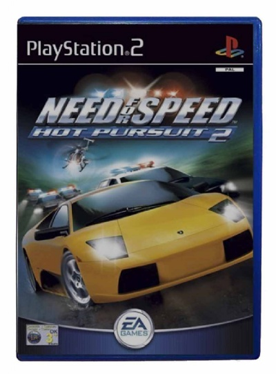 Need for Speed: Hot Pursuit 2 - Playstation 2