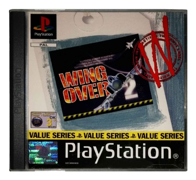 Wing Over 2 - Playstation