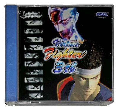 Virtua Fighter 3TB - Dreamcast