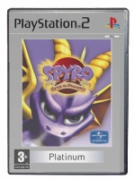 Spyro: Enter the Dragonfly (Platinum Range)