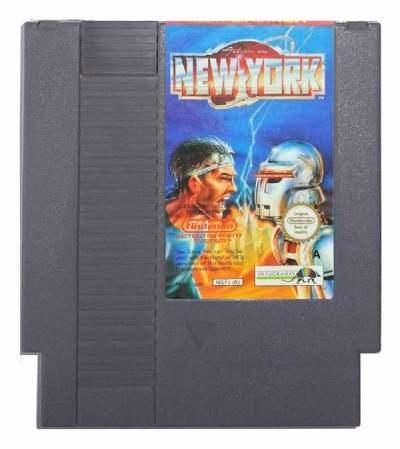 Action in New York - NES