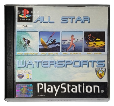 All Star Watersports - Playstation