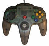 N64 Official Controller (Smoke Black)