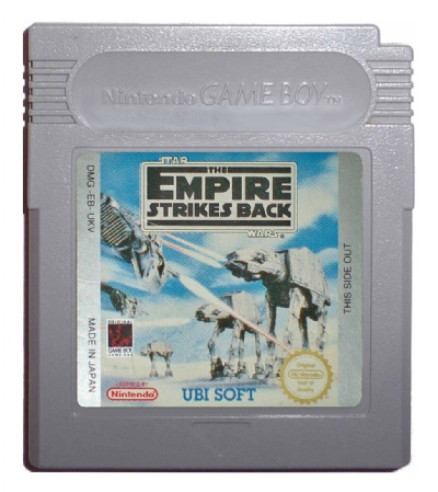 Star Wars: The Empire Strikes Back - Game Boy