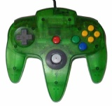 N64 Official Controller (Jungle Green)