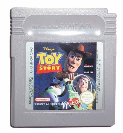 Toy Story - Game Boy