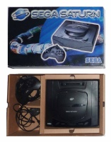 Saturn Console + 1 Controller (Model 1) (Boxed)