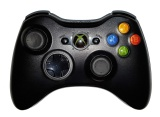Xbox 360 Official Wireless Controller (Black)