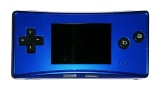 Game Boy Micro Console (Blue)
