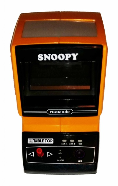 Snoopy: Table Top Series - Game & Watch