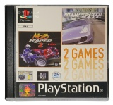 2 Games: Moto Racer 2 + Need For Speed: Porsche 2000
